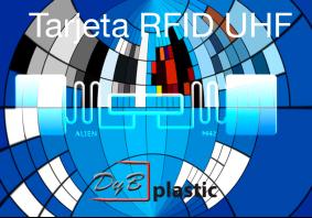 Tarjetas RFID UHF