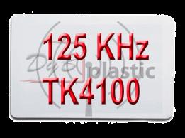 tarjeta rfid tk4100