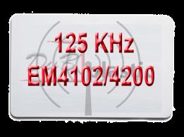 tarjeta rfid em4102
