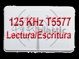 tarjeta rfid t5577