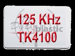 tarjeta rfid 125 khz tk4100