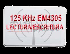 tarjeta rfid EM4305