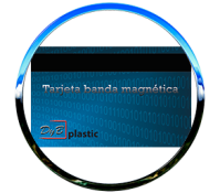 tarjetas con banda magnetica