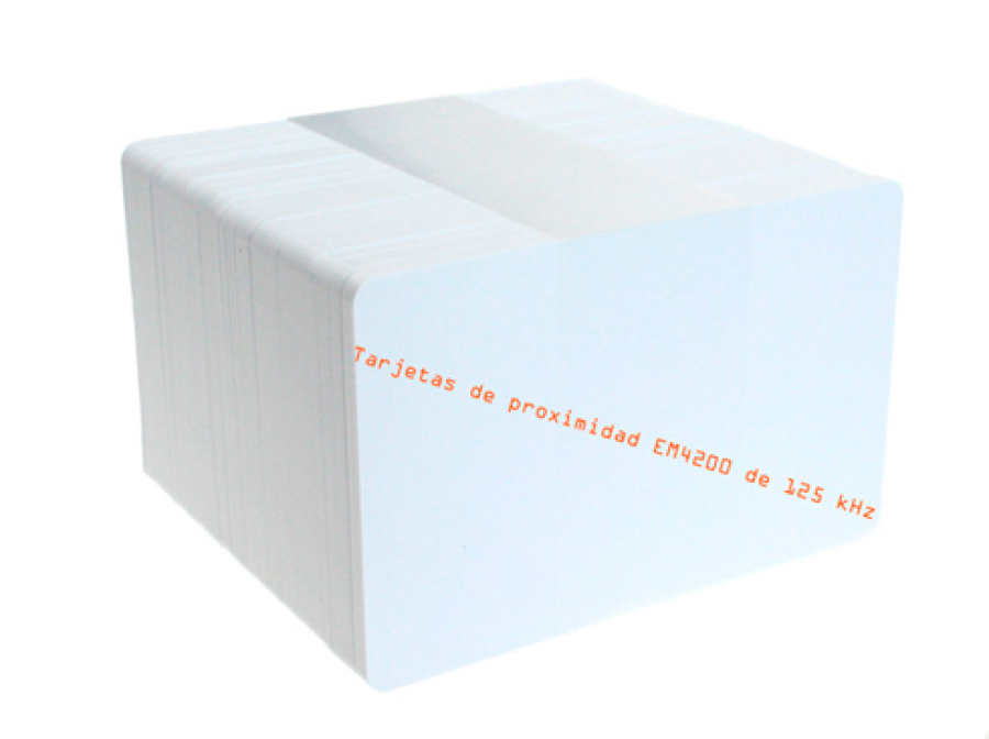 tarjetas rfid EM4200 125 Khz