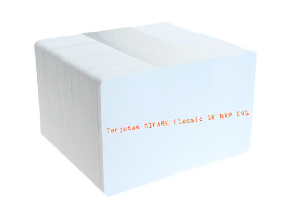 Tarjetas-MIFARE-Classic-1K-NXP-EV1