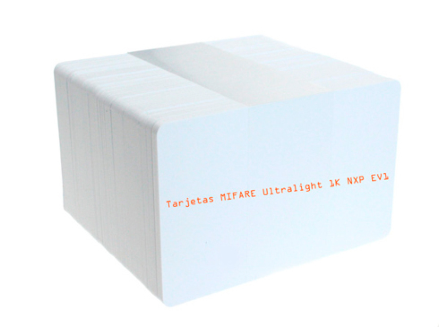 Tarjetas-MIFARE-Ultralight-1K-NXP-EV1
