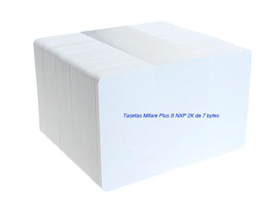 Tarjetas de 7 bytes Mifare Plus S NXP 2K