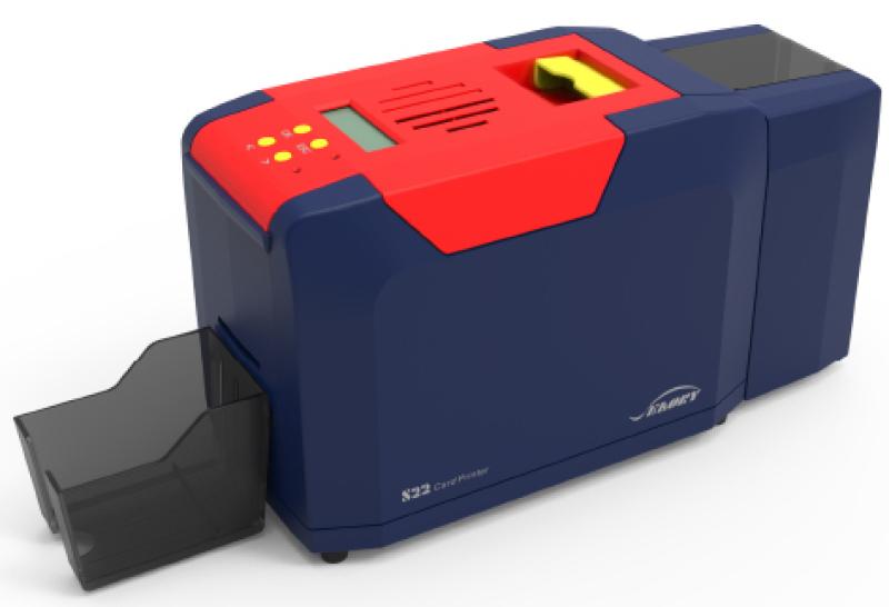impresora de tarjetas a doble cara dukoa s22