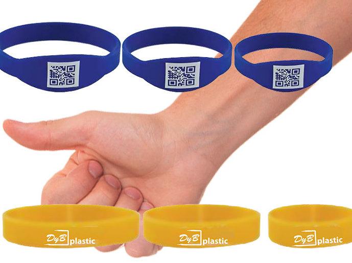 5b5db1293c14 Pulseras Identificativas Personalizadas - Pulsera para Eventos